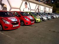 News Article Image for 'Universal McCann launches the Chevrolet hot new Spark'