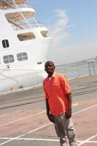 Kelvin Guveya `smells like a man man`