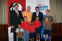 News Article Image for 'Ironman for the Kidz sets new target of R1.2-million'