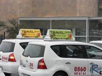 News Article Image for 'Graffiti takes Travel.co.za to the top with new Taxi Top campaign'