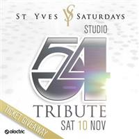 News Article Image for 'St Yves Beach Club to host a Studio 54 tribute party'