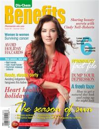 Summer edition of <i>Dis-Chem Benefits</i> magazine is in store now