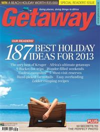 News Article Image for '<i>Getaway</i> readers can now determine the content of its January 2013 issue'