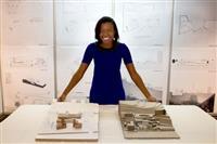 Nontokozo Mhlungu wins <i>Corobrik Architectural Student Award</i> for 2012