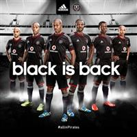 051df8d5780a adidas launches integrated campaign for new Orlando Pirates` new kit