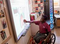 DionWired donates SMARTBoards to schools for children with disabilities