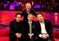 News Article Image for 'In this episode of <i>The Graham Norton Show</i> ...'