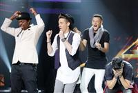 Four crowned winners of inaugural X Factor SA