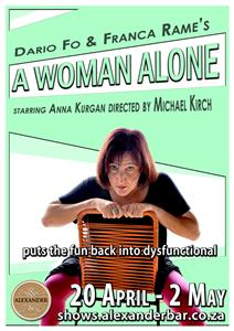 Dario Fo and Franca Rame's <i>A Women Alone</i> at Alexander Upstairs