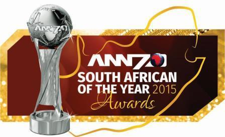 ANN7 announces nominees for the 2015 <i>South African of the Year Awards</i>