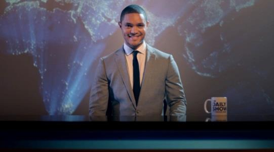 Now DStv Compact customers can watch The Daily Show with Trevor Noah