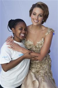 Rolene Strauss to join forces with Cell C and the Tomorrow Trust to train doctors