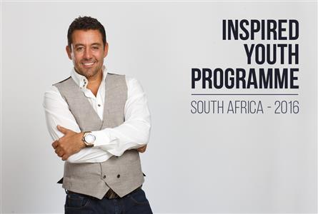 Greg Secker Foundation launches 'Inspired Youth' Programme in SA