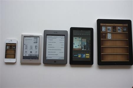 E-publishing across the different industries